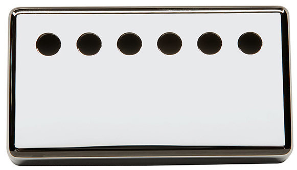 View larger image of Gibson Neck Humbucker Cover - Nickel