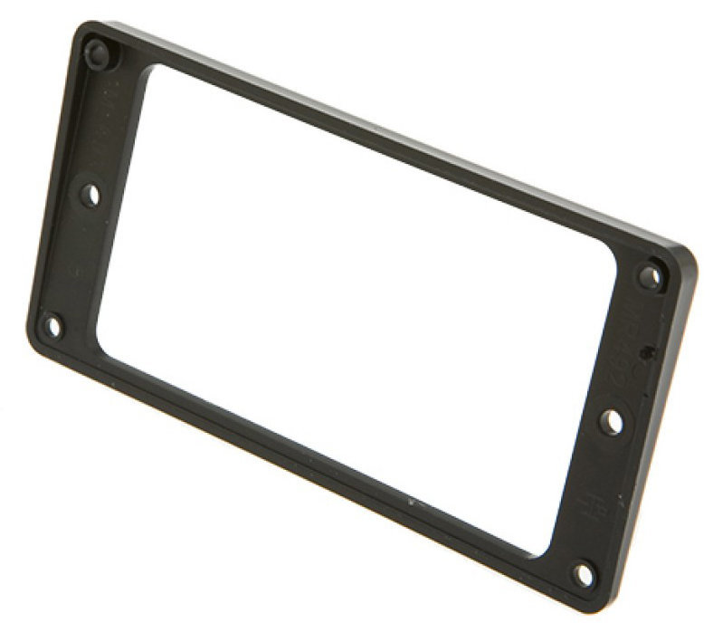 View larger image of Gibson Neck Pickup Mounting Ring - Black Plastic