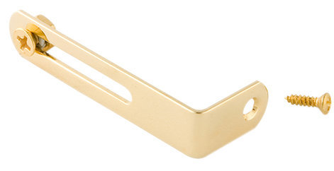 View larger image of Gibson Pickguard Bracket - Gold