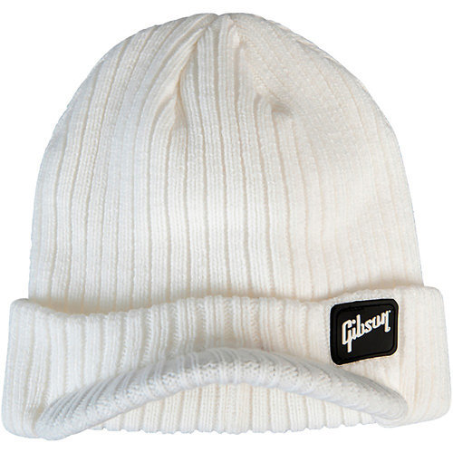 View larger image of Gibson Radar Knit Beanie - White