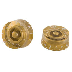 Gibson Speed Knobs - Gold, 4 Pack