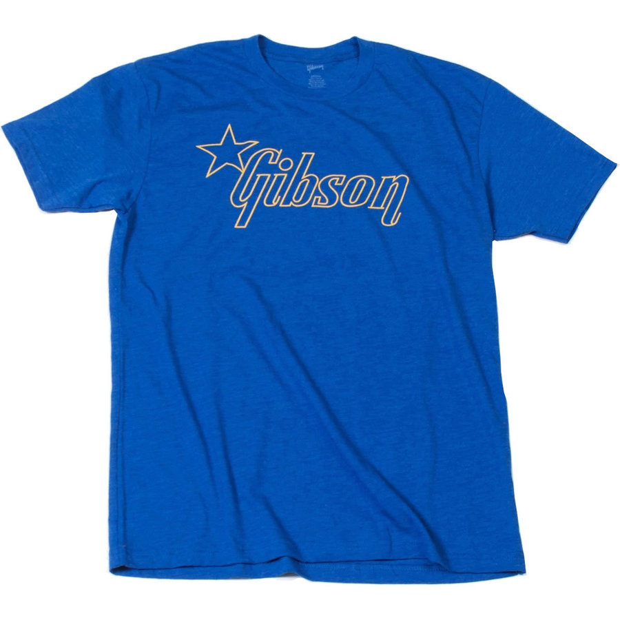View larger image of Gibson Star Logo T-Shirt - Large
