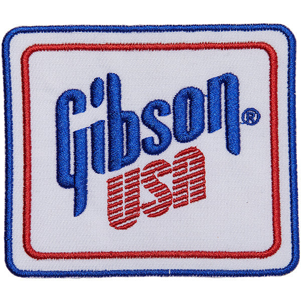 View larger image of Gibson Vintage USA Logo Patch