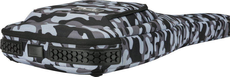 View larger image of Fender FE920 Electric Guitar Gig Bag - Winter Camo