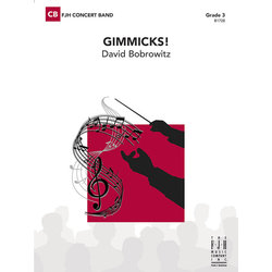 Gimmicks! - Score & Parts, Grade 3