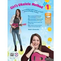 Girls Ukulele Method 1 w/CD