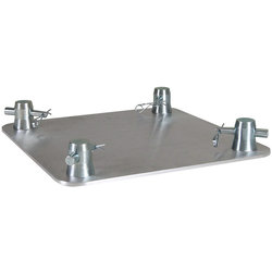 Global Truss SQ-4137 Base Plate for Square Truss - Aluminum