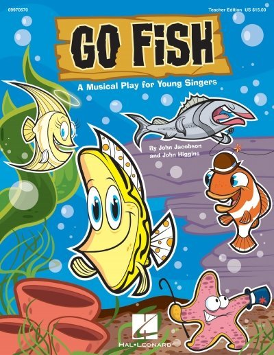 View larger image of Go Fish! A Musical Play for Young Singers - Preview CD