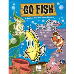 Go Fish! A Musical Play for Young Singers - ShowTrax CD