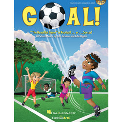Goal! - The Beautiful Game of Football - Classroom Kit