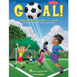 Goal! - The Beautiful Game of Football - Preview CD