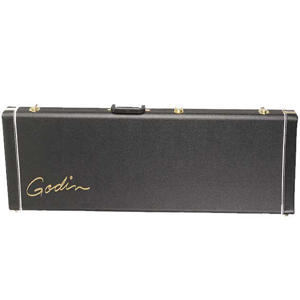 View larger image of Godin A5 Bass Guitar Hardshell Case