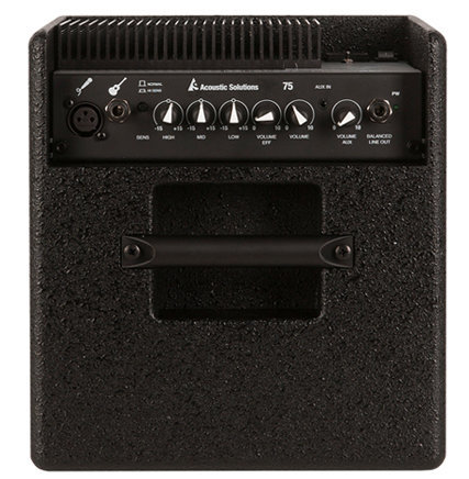 View larger image of Godin ASG-75 Acoustic Solutions Acoustic Amplifier - Black