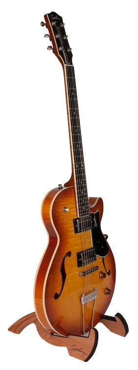 View larger image of Godin Pro G Guitar Stand with Logo
