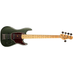Godin Shifter 5 Classic 5-String Bass Guitar - Desert Green