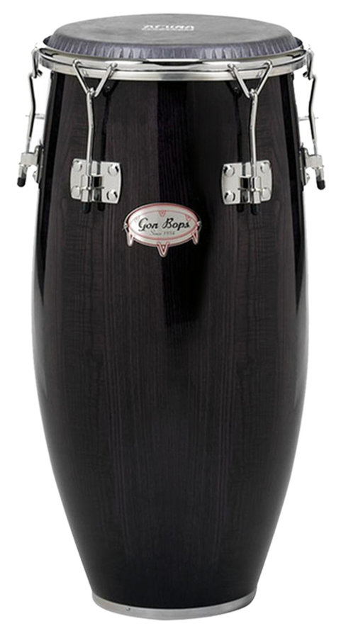 View larger image of Gon Bops AA1150SE Alex Acuna Special Edition Conga - 11.5, Ebony