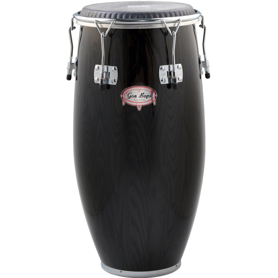 View larger image of Gon Bops AA1225SE Alex Acuna Special Edition Tumba - Ebony