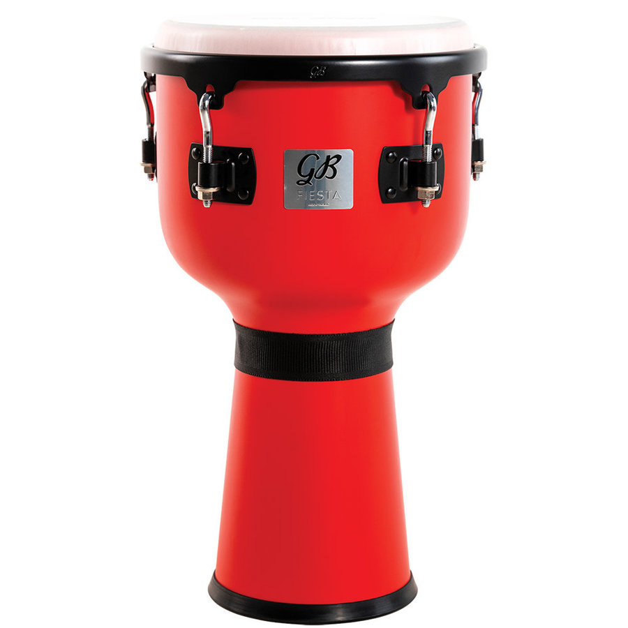 View larger image of Gon Bops Fiesta 10 Djembe - Cherry Bomb