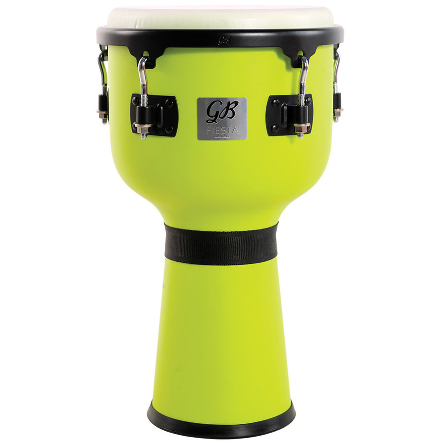 View larger image of Gon Bops Fiesta 10 Djembe - Lime Crush