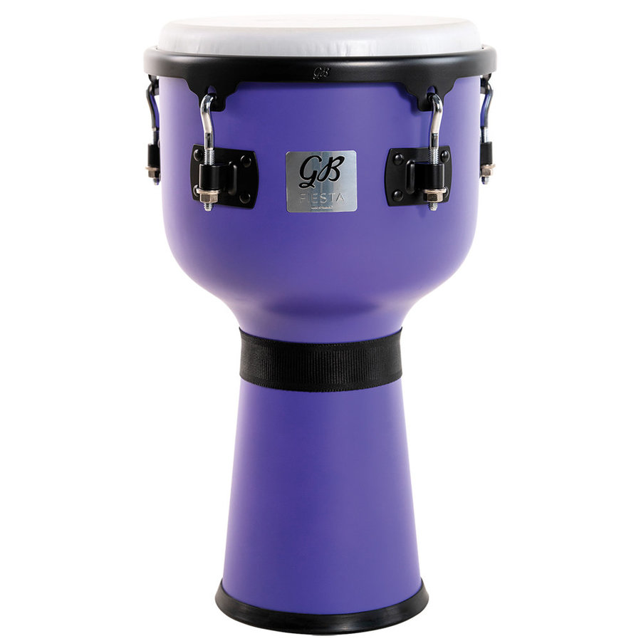 View larger image of Gon Bops Fiesta 10 Djembe - Ultra Violet
