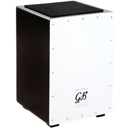 Gon Bops Fiesta Cajon - White Magic