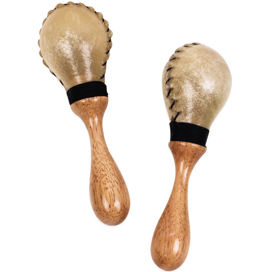 View larger image of Gon Bops PMARRS Rawhide Poquito Maracas
