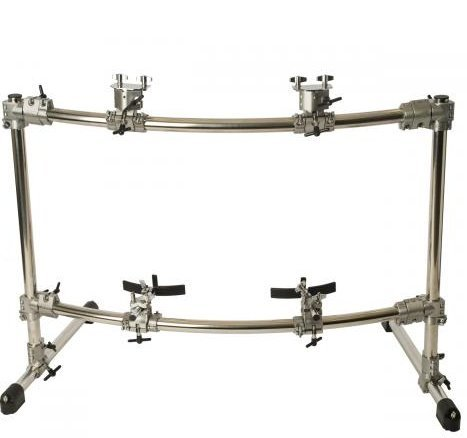 View larger image of Gon Bops RK2 Complete Rack System for 2 Congas