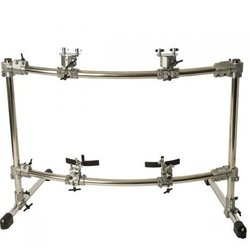Gon Bops RK2 Complete Rack System for 2 Congas