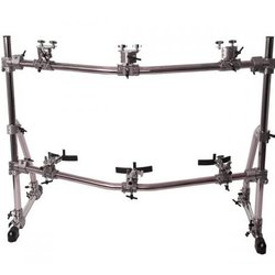 Gon Bops RK3 Complete Rack System for 3 Congas