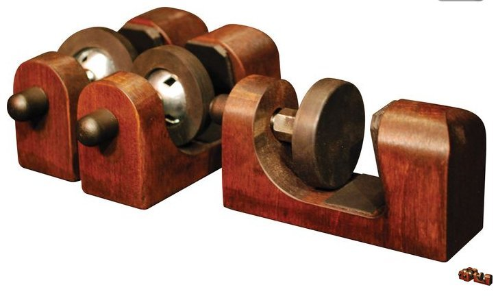 View larger image of Gon Bops STUCR Universal Conga Risers - 3 Pack