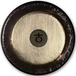 """Paiste Planet G2 Sidereal Day Gong - 28"""""""