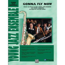 Gonna Fly Now - Score & Parts, Grade 2
