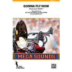 Gonna Fly Now (Theme From Rocky) - Score & Parts, Grade 2.5