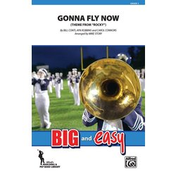 Gonna Fly Now (Theme from Rocky) - Score & Parts, Grade 2