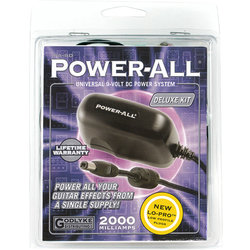 Goodlyke Power-All PA-9D 9V Digital Power Supply Kit