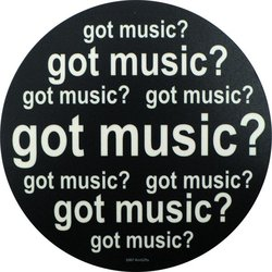 Got Music? Mouse Pad
