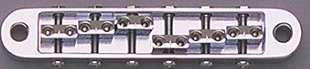 View larger image of Gotoh Height Adustable Bridge - Chrome