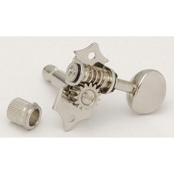 View larger image of Gotoh Open Gear Keys - 3x3, Nickel
