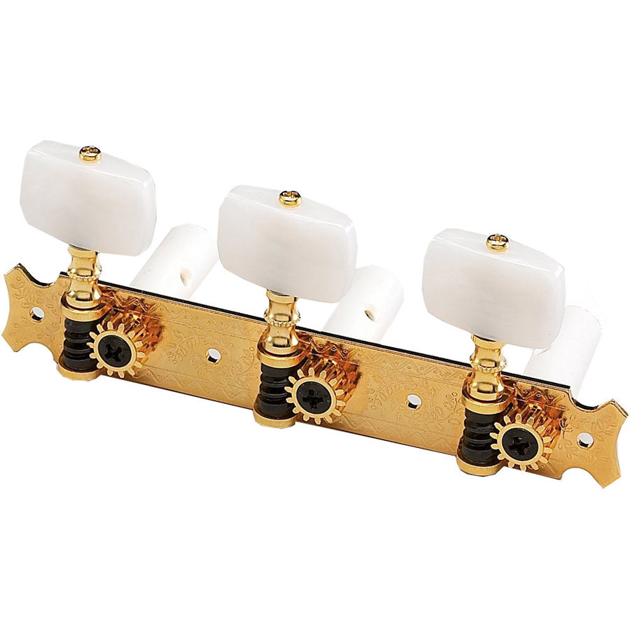 View larger image of Gotoh TK-7948 Classical Tuner Set - Gold