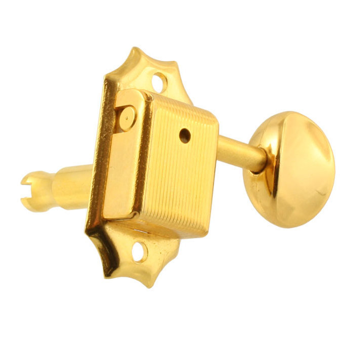 View larger image of Gotoh Vintage Style Keys - 3x3, Gold
