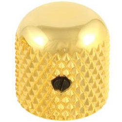 View larger image of Gotoh VK1G18 Knurled Knob - Gold