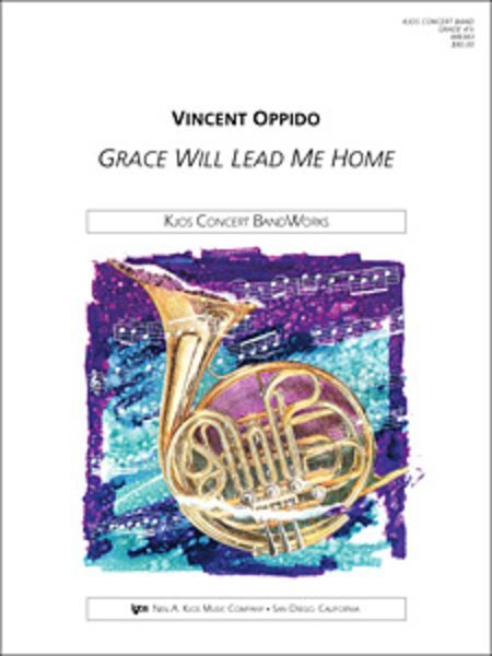 View larger image of Grace Will Lead Me - Score & Parts, Grade 4.5