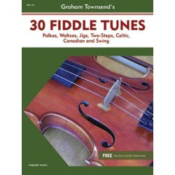 Graham Townsend's 30 Fiddle Tunes