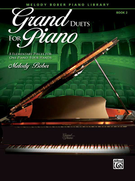 View larger image of Grand Duets for Piano, Book 2