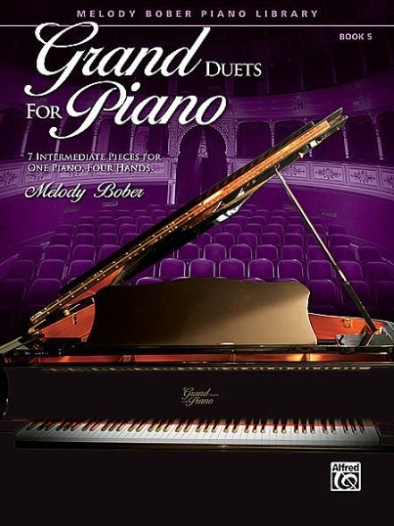 View larger image of Grand Duets for Piano, Book 5
