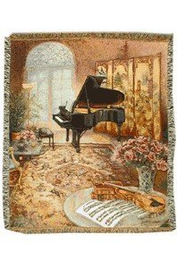 View larger image of Grand Piano Blanket