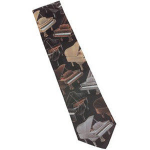 View larger image of Grand Piano Crazy Tie