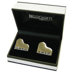 Grand Piano Cuff Links