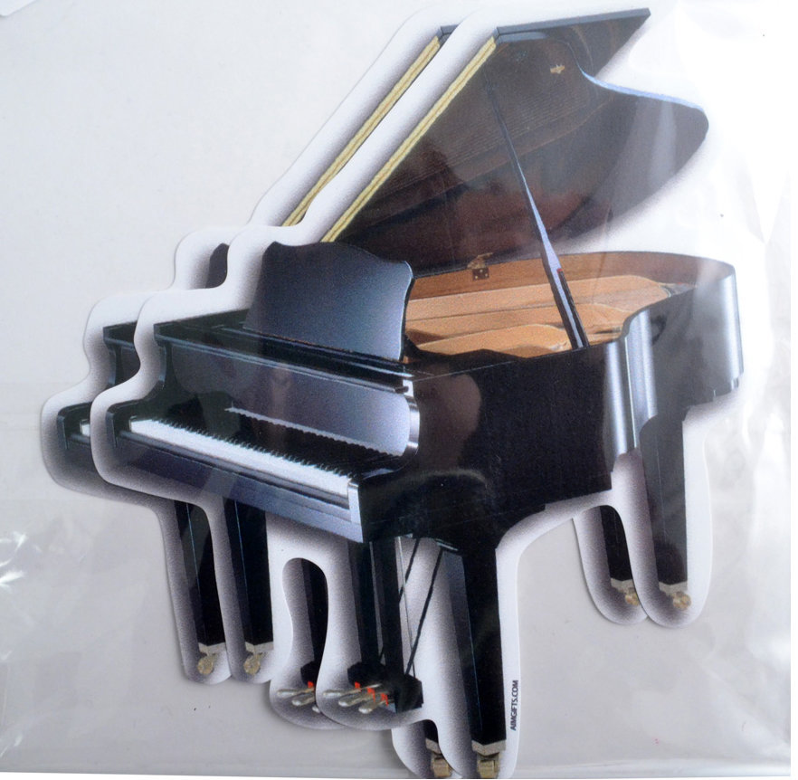View larger image of Grand Piano Decal Kit - 8