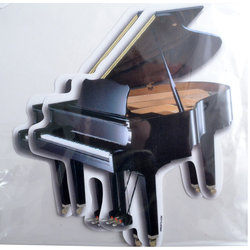 Grand Piano Decal Kit - 8